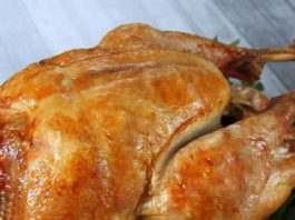 Новогодние блюда за 5 минут: по щучьему велению