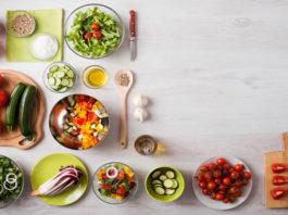 Постные салатики