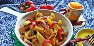 Подборка салатов для похудения