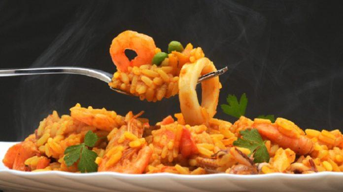 10 вкусных рецептов из риса