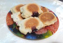 Польские пончики с начинкой