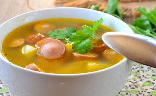 5 обалденных супов для здоровья, красоты и легкости!