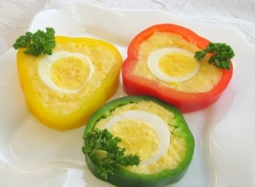 Овощные фантазии