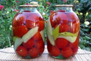 Сладкие помидоры по бабушкиному рецепту