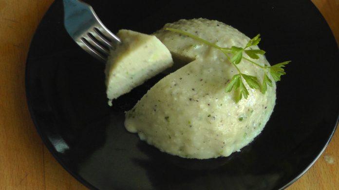 Картофельный холодец