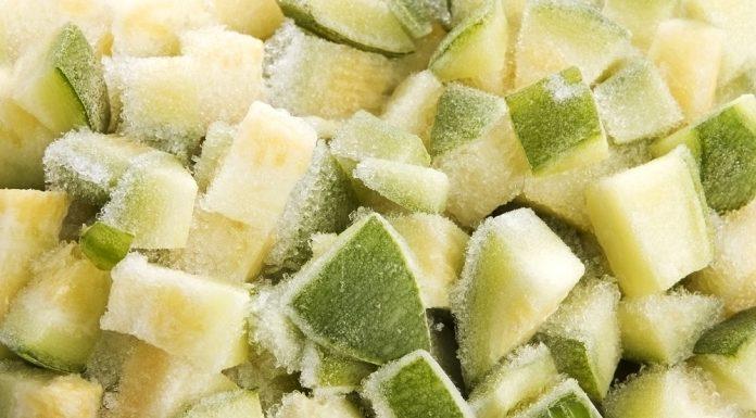 Заморозка из овощей на зиму