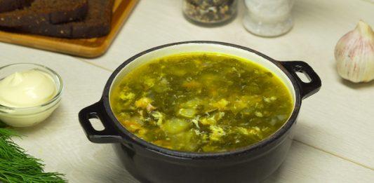 Суп лапша с курицей в мультиварке