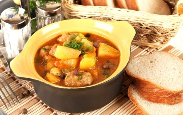 Суп «Чанахи»
