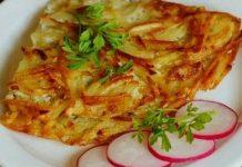 Картофель с фаршем в сметане в мультиварке