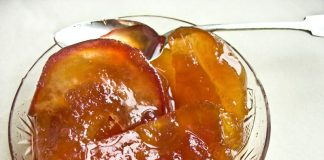 Нежное лимонное печенье на кефире
