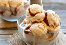 Мороженое из киви