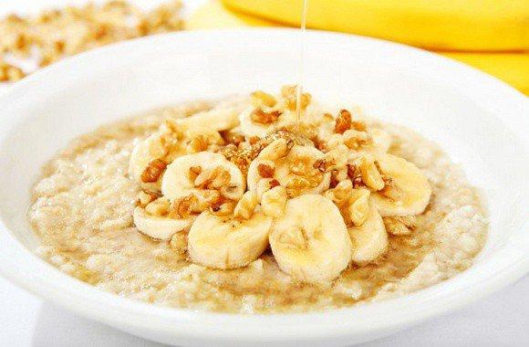 Идеи для завтрака. Едим кашу — сила наша.