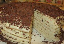 Торт «Маковка»