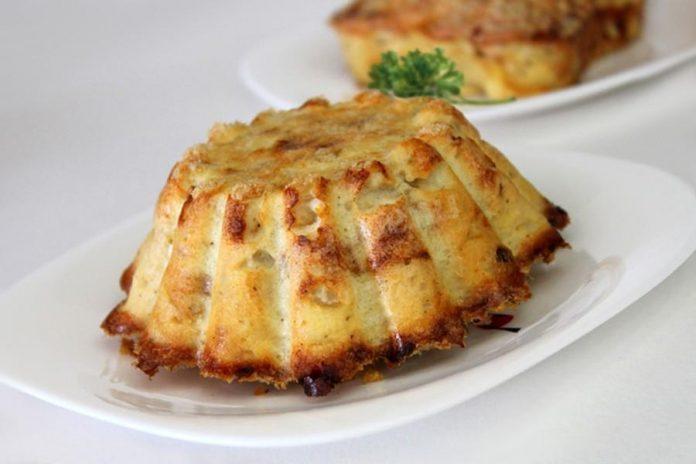 Картофельный пудинг