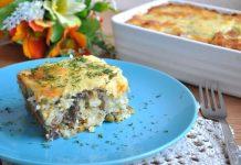 АПЕЛЬСИНОВЫЙ МАННИК — обалденно простой пирог. Рецепт без яиц