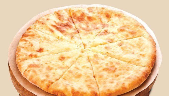 Сырная лепешка