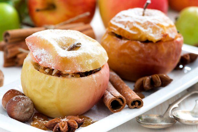 Десерты с творогом и корицей