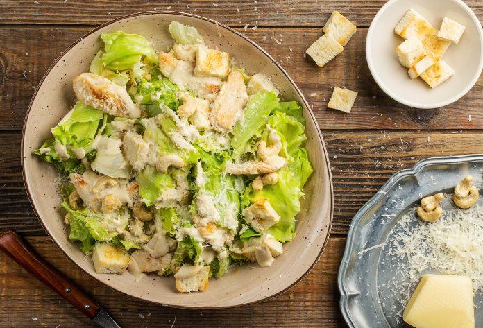 Рецепты салатов рекордсменов! Готовим праздничные салаты всего за 30 минут!