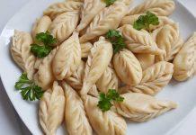 Каша «булгур» с креветками