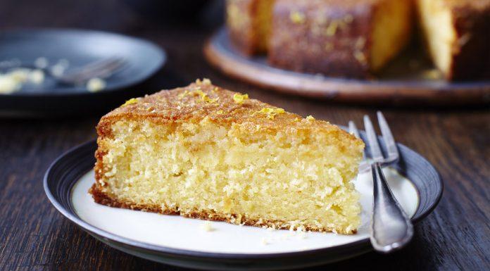 Лимонный кекс-пирог в мультиварке