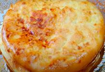 Бутерброд из помидор