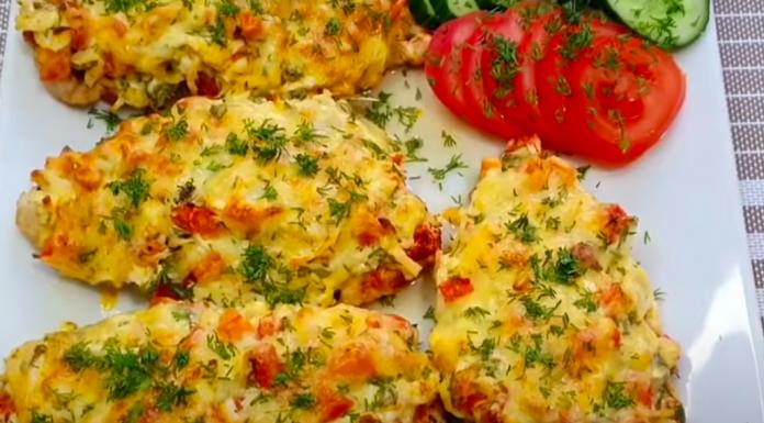 Если у ВАС есть куриное ФИЛЕ сделайте этот невероятно вкусный рецепт! Ужин, вызывающий привыкание!