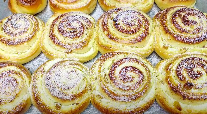Мало кто знает ЭТОТ рецепт! Всего ОДИН ингредиент и обычные булочки с творогом БЕСПОДОБНЫЕ!