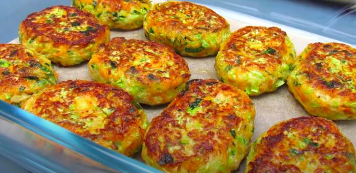 Котлеты из кабачков. Очень вкусно! Удачный рецепт! Как приготовить овощные кабачковые котлеты?