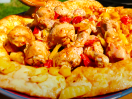 Такое вкусное блюдо я ещё не ел! Приготовьте курицу таким образом и результат будет потрясающим! Два рецепта второго блюда!