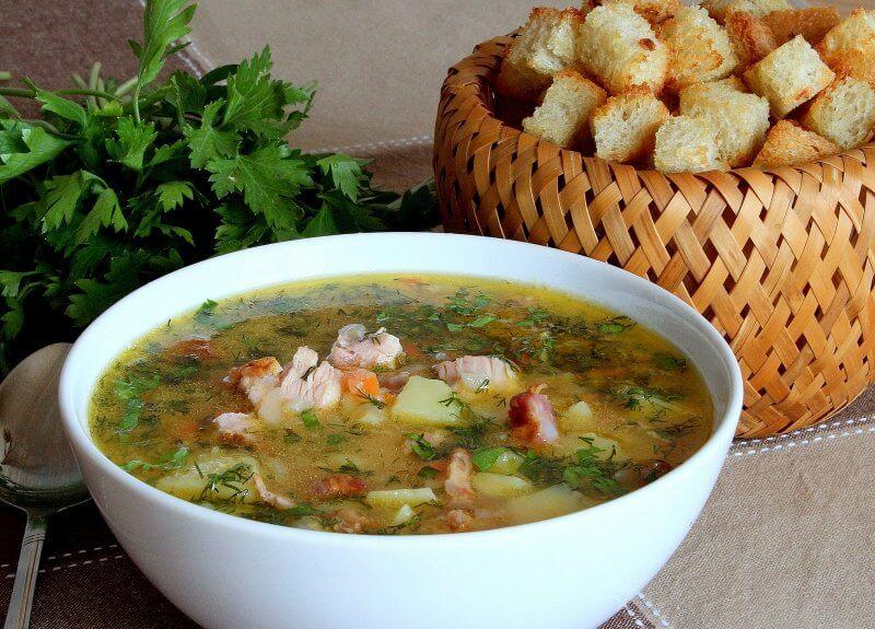 ТОП-5 зимних рецептов супов
