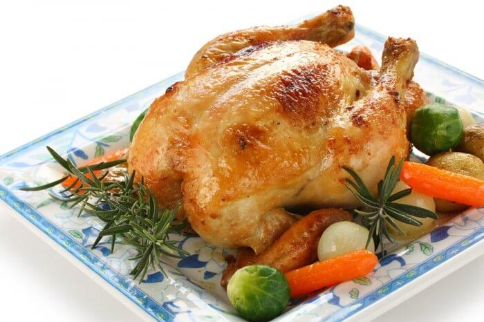 ТОП — 9 блюд из курицы