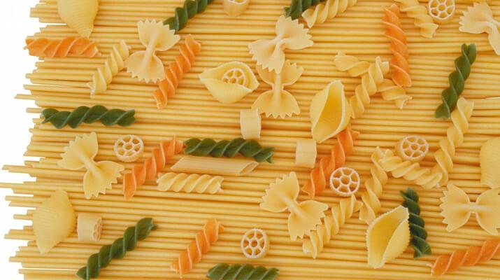Домашние макароны