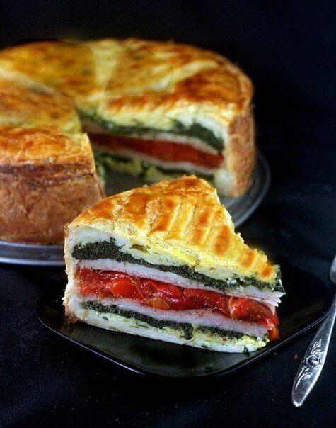 Пирог «Миланский»