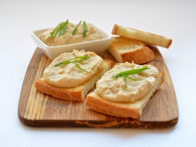 Сырные лепешки с укропом