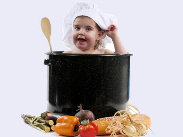 ТОП-10 полезных детских рецептов в мультиварке!
