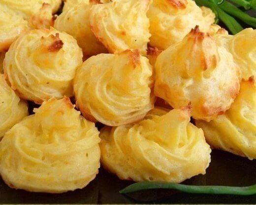 Картофель по-герцогски (англ. кухня)