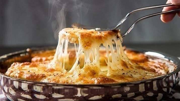 Картофель эскалоп. Обязательно попробуйте!