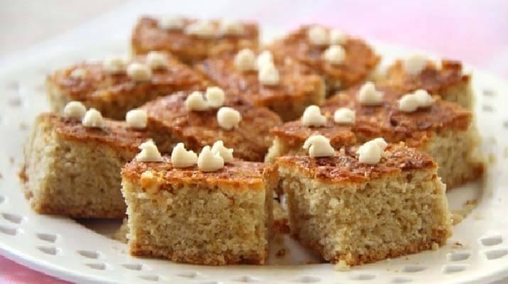 Ароматный пирог с корицей