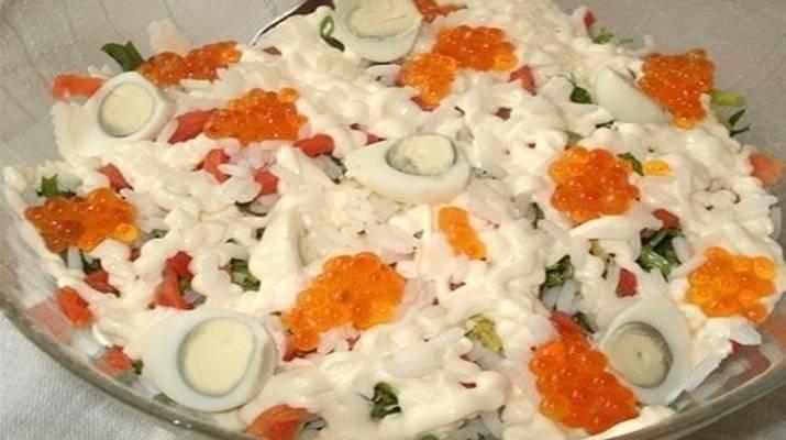 Салат из цветной капусты и лимонно-чесночной заправки