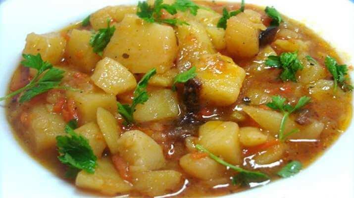 тушеная картошка для ребенку фото рецепт