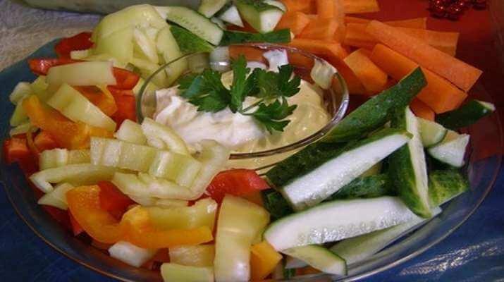Овощной салат «Ассорти»