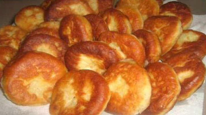 Пирожки с консервированными сардинами
