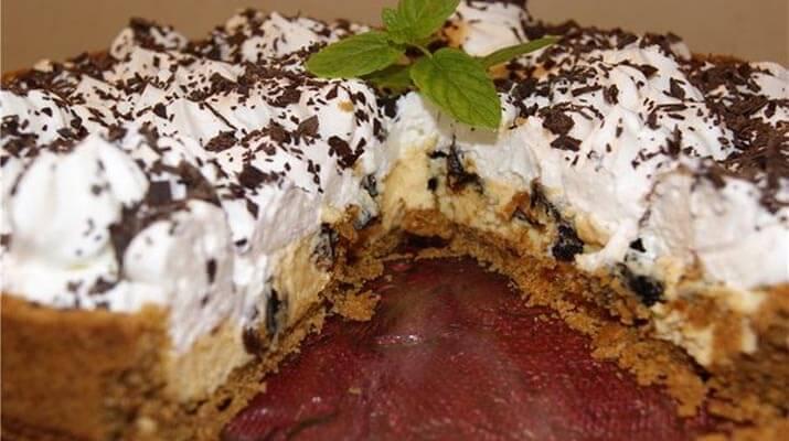 Диетический пирог для худеющих