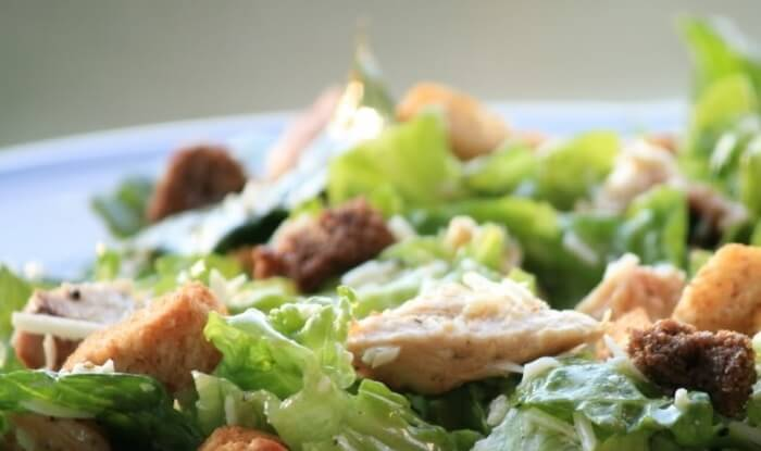 «Хрустящий» салат