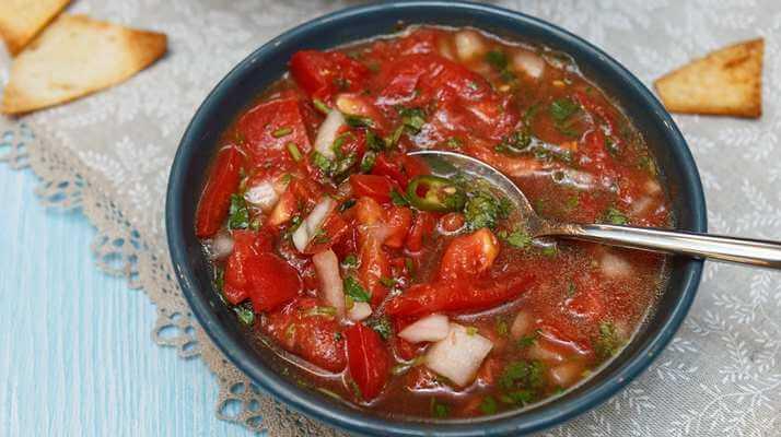 Украшение блюд цветами из овощей