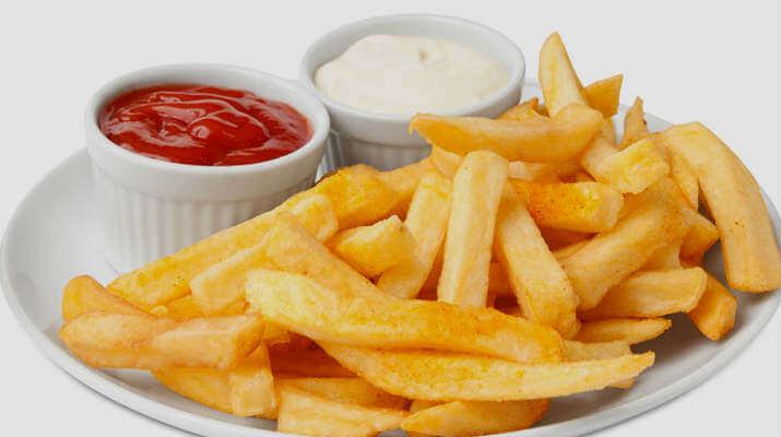 Картофель «фри» без жира