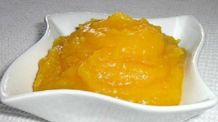 Пюре из тыквы с яблоком на зиму рецепт