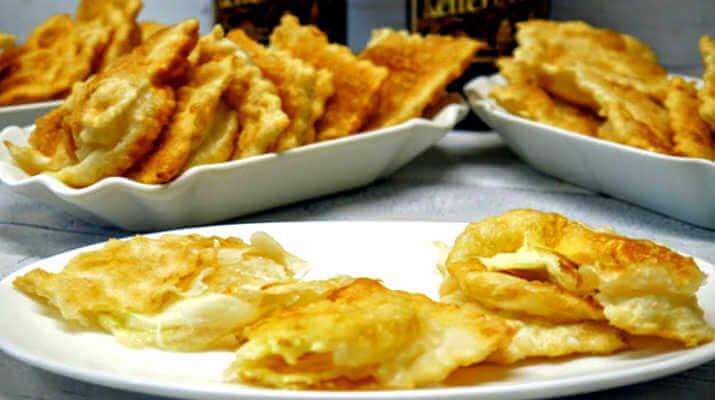 Молодой картофель в пикантном соусе