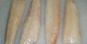 Филе рыбы-550 грамм