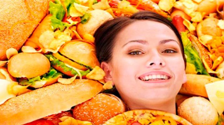 Ваш жир любит это: какие продукты способствуют набору веса?